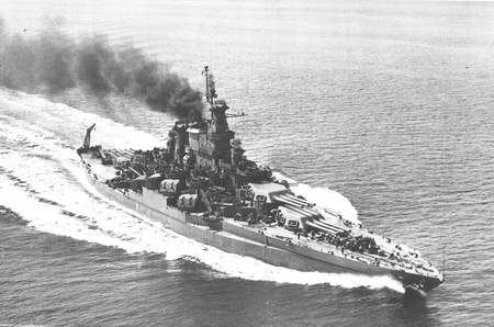 USS California - battleship, ww2, california, battle, navy
