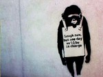 Banksy Ill Be In Charge