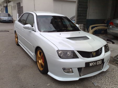 PROTON WAJA 1st version    - Other & Cars Background