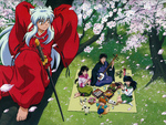 Inuyasha's Day Off