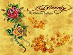 Ed Hardy Roses