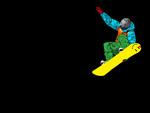 Photoshop Snowboarder