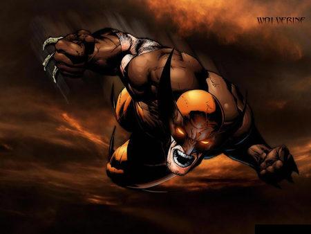 Fantasy Wolverine Art