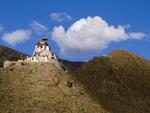 High in Tibet