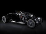 Mercedes  Benz 500k Hot Rod  II