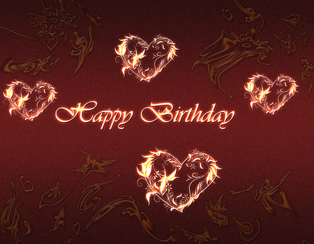 Sophisticated Birthday Other Abstract Background