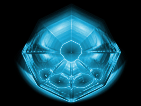 Blue Diamond 3d And Cg Abstract Background Wallpapers On
