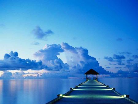 Earthbound Yoga Oceans Nature Background Wallpapers On Desktop Nexus Image 47861