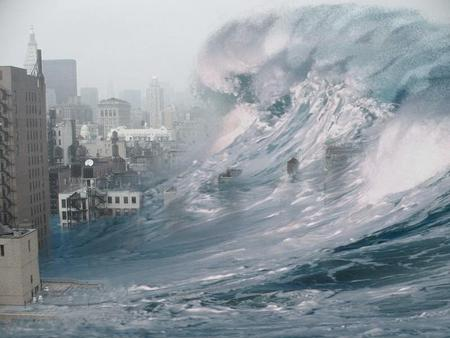 Tsunami - Forces of Nature & Nature Background Wallpapers ...