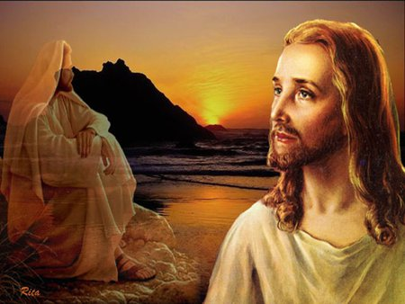 Jesus Christ, the LOrd - jesus christ, religion, christianism, god