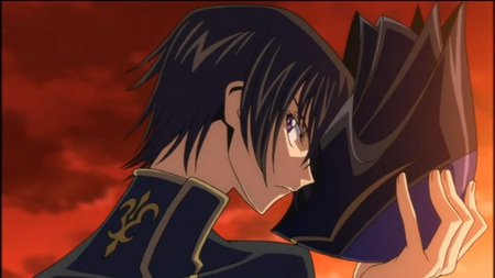 Code Geass (Lelouch) - code geass, anime, zero, lelouch, mask, awesome wallpaper