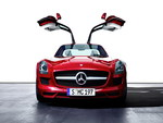 Gull Wing Benz