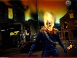 Ghost Rider In Ghost Town