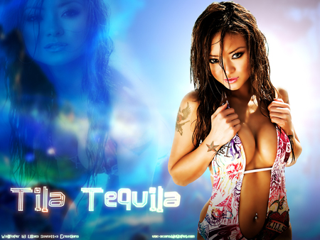 Tila Tequila Models Female People Background Wallpapers