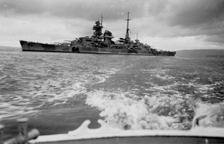 Heavy Cruiser 'Admiral Hipper' - german, germany, cruiser, ww2, kriegsmarine, admiral, heavy, hipper, navy