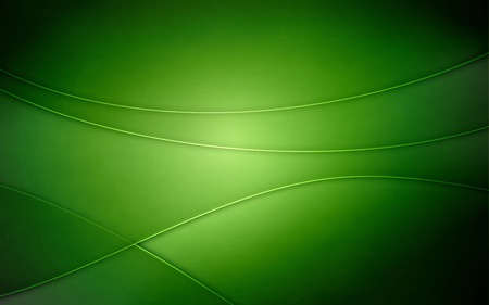 Clarity - art, clarity, green, abstract