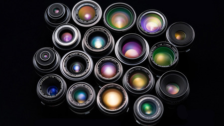 The Art of Photography - arts, camera lenses, art of photography, set of camera lens