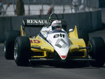 Alain Prost at Long Beach