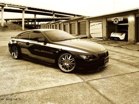 BMW M6 Alpina - bmw m6, concept, bmw alpina, bmw, kk designs