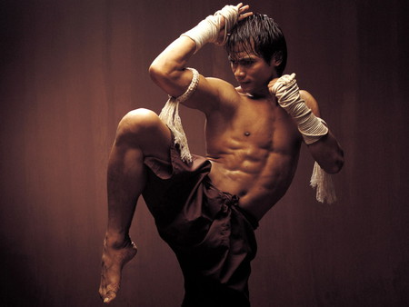 Ong-Bak__Muay_Thai_Warrior - ong bak, sport, strong, man, thailand, other
