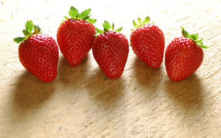 Strawberries - fruit, food, strawberry, vegetable