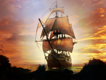 Old Spanish Galleon