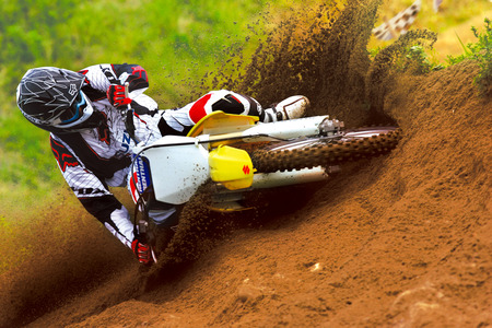 Suzuki Rider - sports, suzuki, motorcross, photography