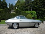 Fiat 8V Ghia Supersonic Coupe (1954)