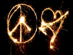 Glow of Peace & Love