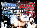 SMACKDOWN VS RAW 2011 WALLPAPER