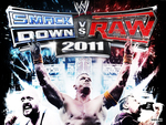 NEW SMACKDOWN VS RAW 2011 WALLPAPER