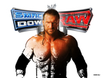 SMACKDOWN VS RAW 2011 TRIPLE H WALLPAPER