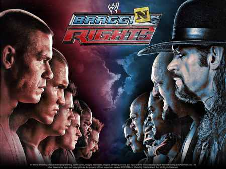 Bragging Rights 2010 - kane, r-truth, cm-punk, big show, john morrison, edge, sheamous, wwe, ppv, bragging rights, the nexus, mark henry, orton, mcintire, jack swagger, john cena, smackdown, rey mysterio, ezekiel jackson, raw, the miz, the undertaker