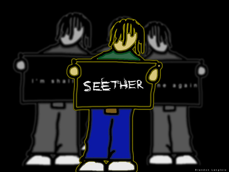 Seether - rock, guitar, drums, singer, seether