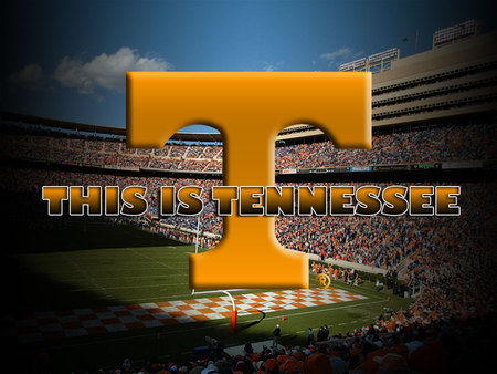 Tennessee Vols - sports, foot ball, tennessee, volunteers