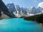 Moraine Lake (Banff National Park, Alberta, Canada)
