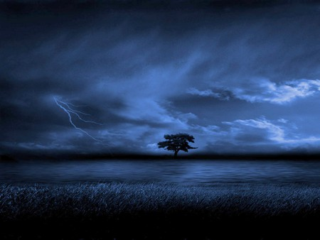 BLUE STORM Forces Of Nature Amp Nature Background