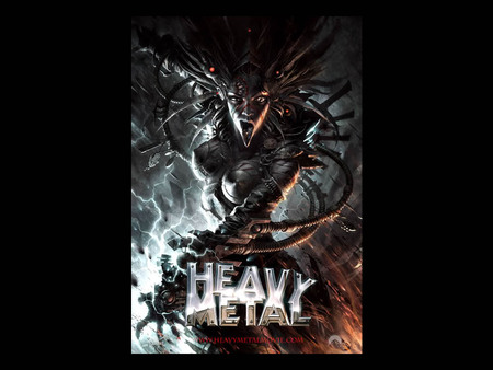 Heavy Metal Movies Entertainment Background Wallpapers On