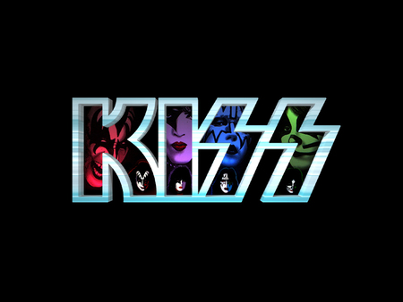 Kiss Music Entertainment Background Wallpapers On