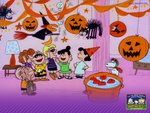 Charlie Brown Halloween