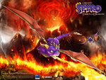 The Legend of Spyro: Dawn of the Dragon wallpaper