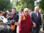 Dalai Lama in Germany