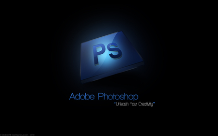 Unleash Your Creativity - photo, glossy, design, adobe, glass, 3d, logo, graphic, photoshop, shiny