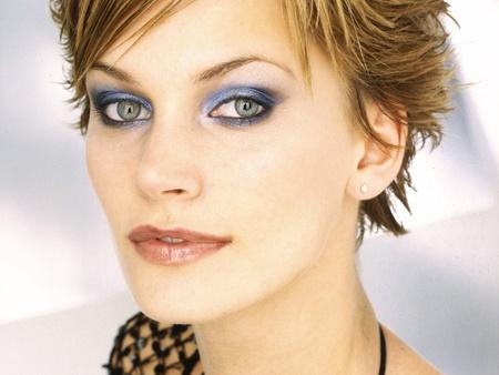 Natasha Henstridge Closeup Actresses People Background