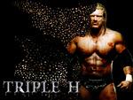 wallpaper of triple h