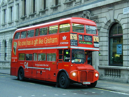 Another Cool Double Decker Bus Other Cars Background Wallpapers