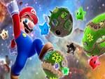 Mario Galaxy Jump
