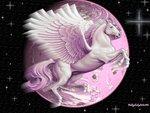 Pink Pegasus Moon