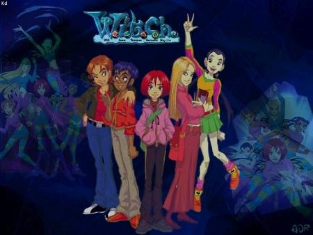 WITCH TV series  Wikipedia