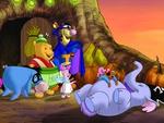 Pooh's Halloween